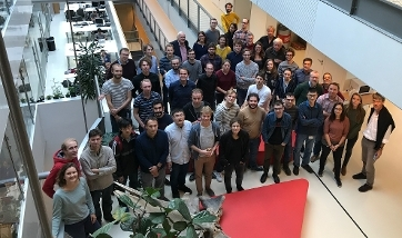 Staff of the Institute for Theoretical Physics